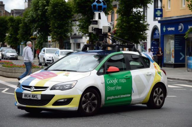 Google Update Cockermouth Street View Times And Star