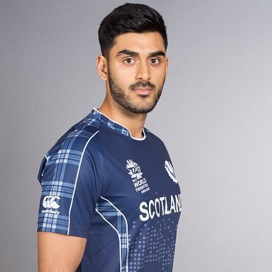 New Whitehaven CC pro Safyaan Sharif
