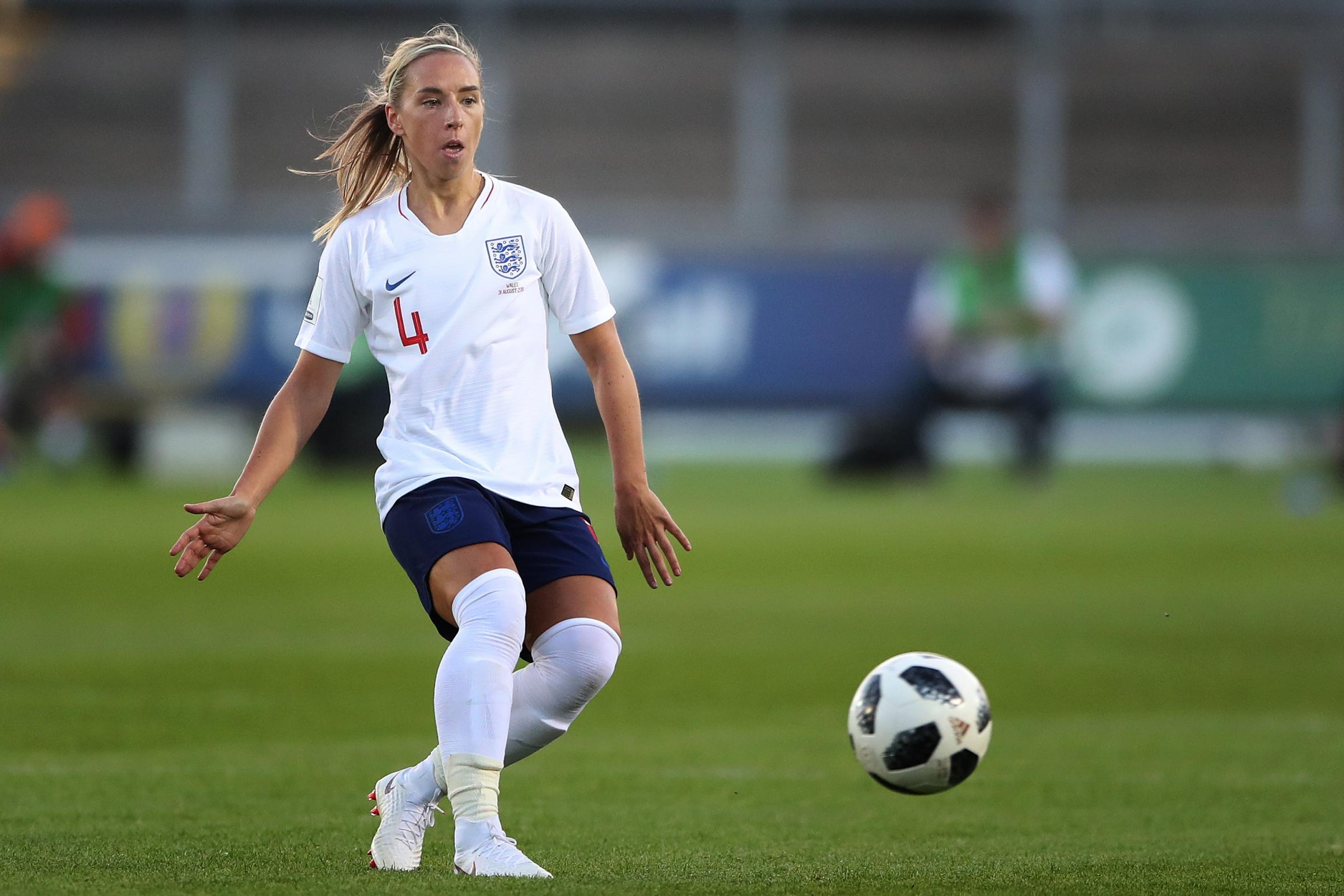 Jordan Nobbs is set for an extended spell on the sidelines