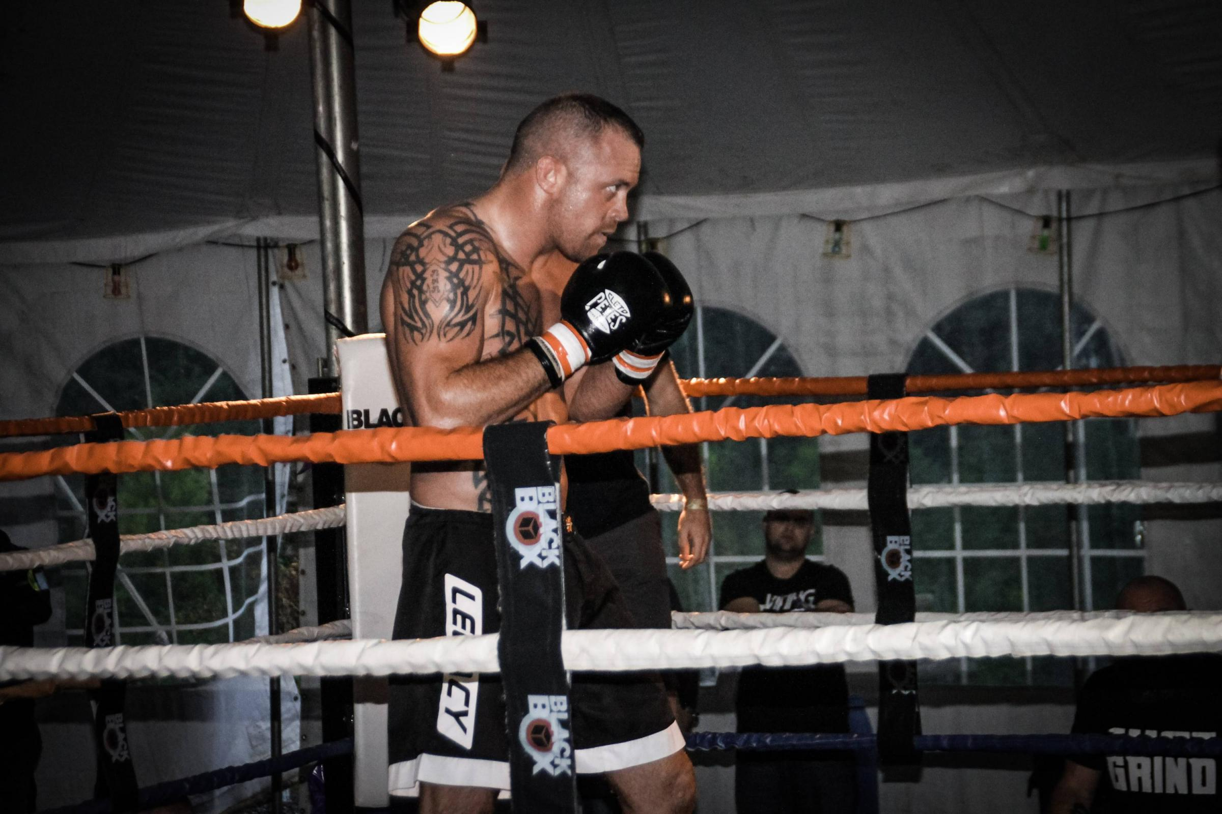 Kevin Thompson at Clash of the Titans 22.