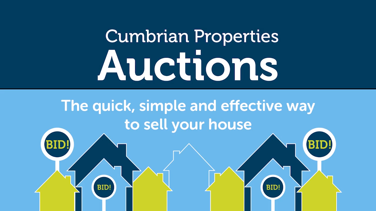 Cumbrian Properties Auctions – a simple, quick and effective way to sell your home