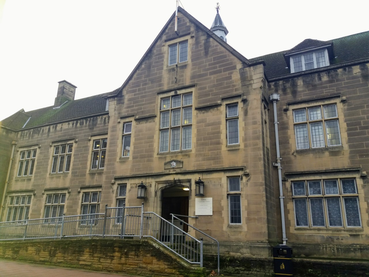 Justice: Carlisle's Rickergate magistrates' court
