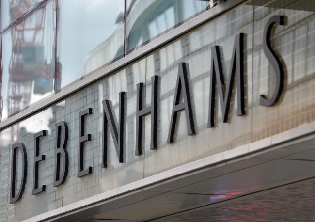 Debenhams secures £40 million lifeline