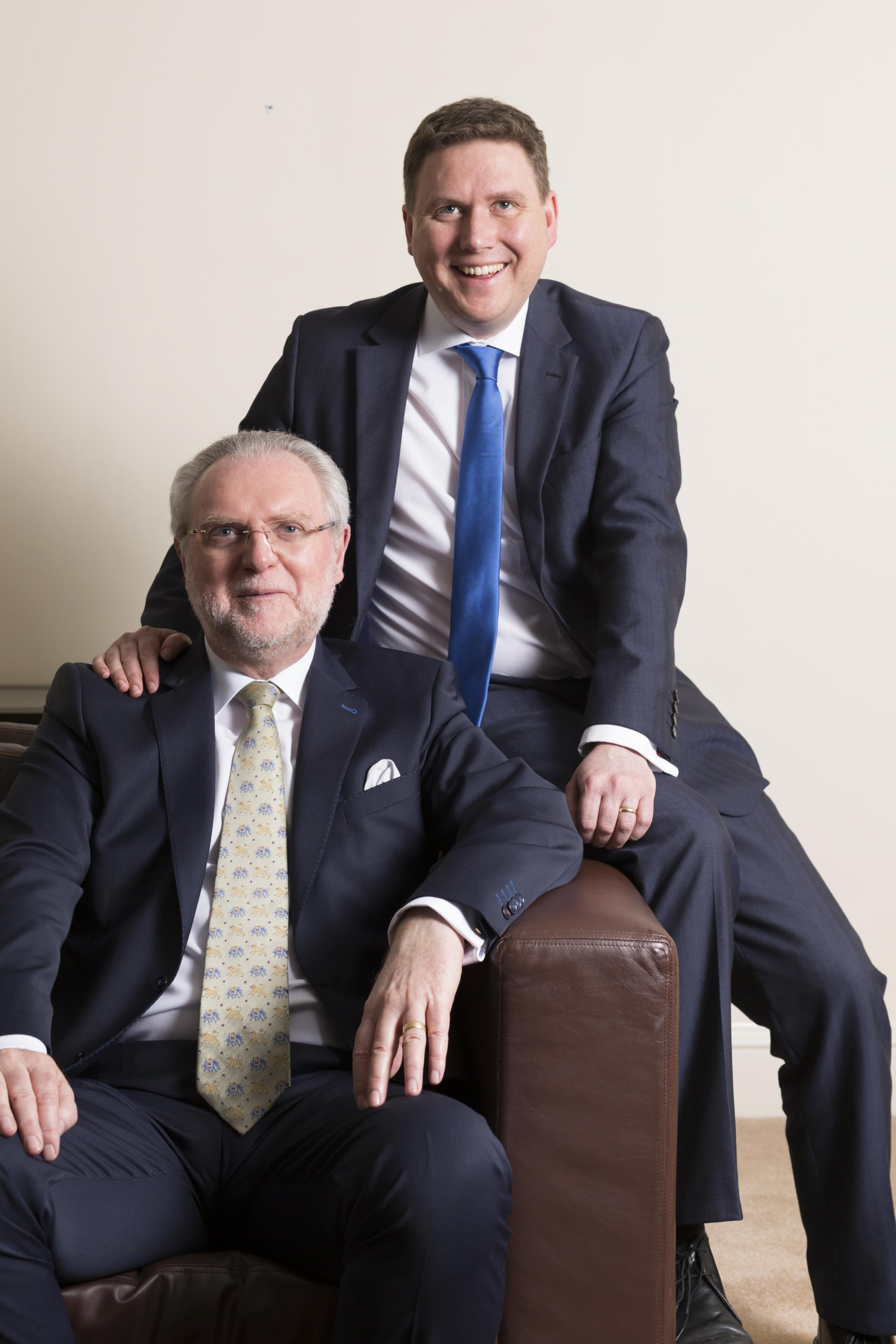 Future direction: Graham and Chris Lamont