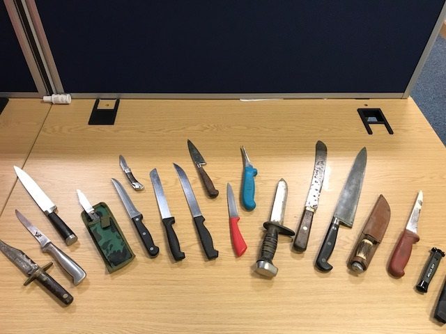 KILLERS: How do we combat knife crime?