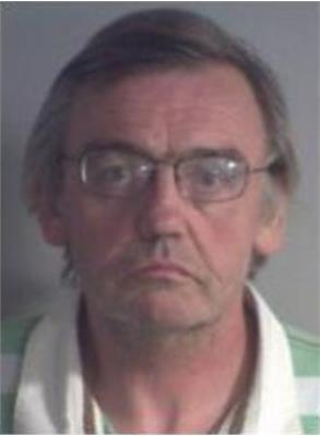 LOCATED: Jeffrey Maclagan had been wanted since February, 2012, for failing to attend court.     Picture: Cumbria Police