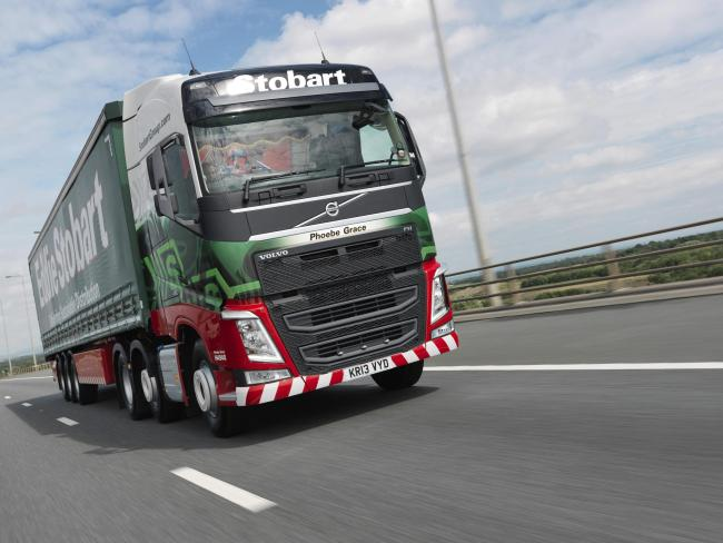 Eddie Stobart is currently in high demand