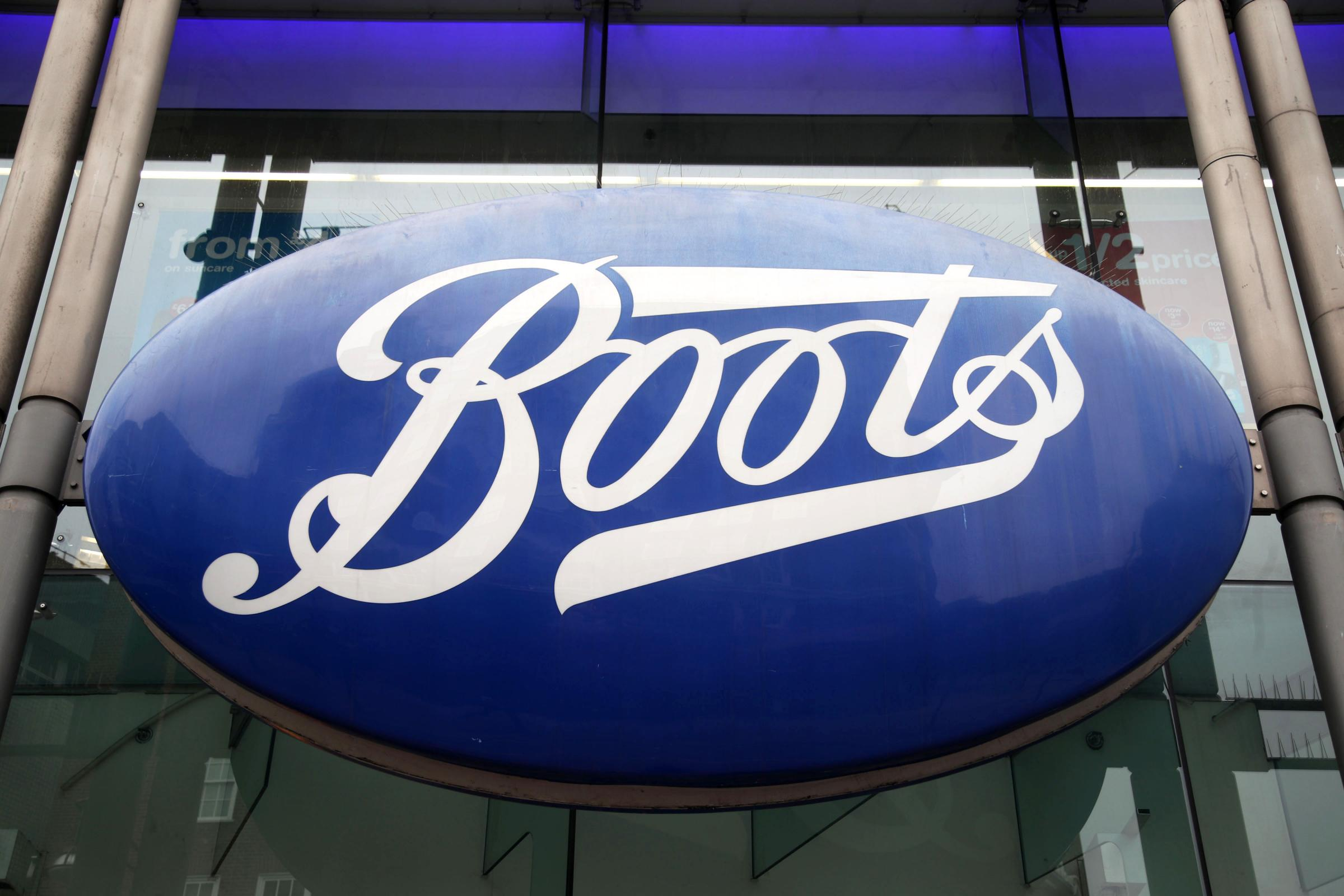 Boots warns of store closures