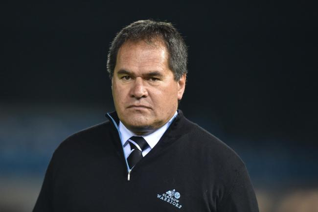 Glasgow Warriors head coach Dave Rennie will succeed Michael Cheika in charge of Australia