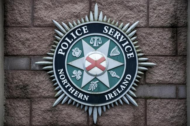 The PSNI badge