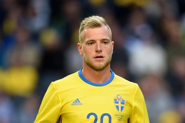 John Guidetti was on target for Alaves