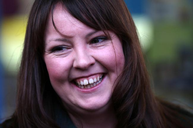 2919006451ba27 Natalie McGarry  Ex-MP who stole from the movement behind her rise ...