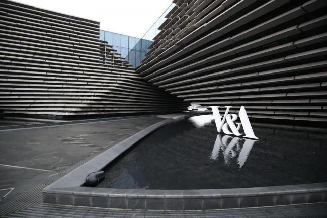 V and A Dundee museum