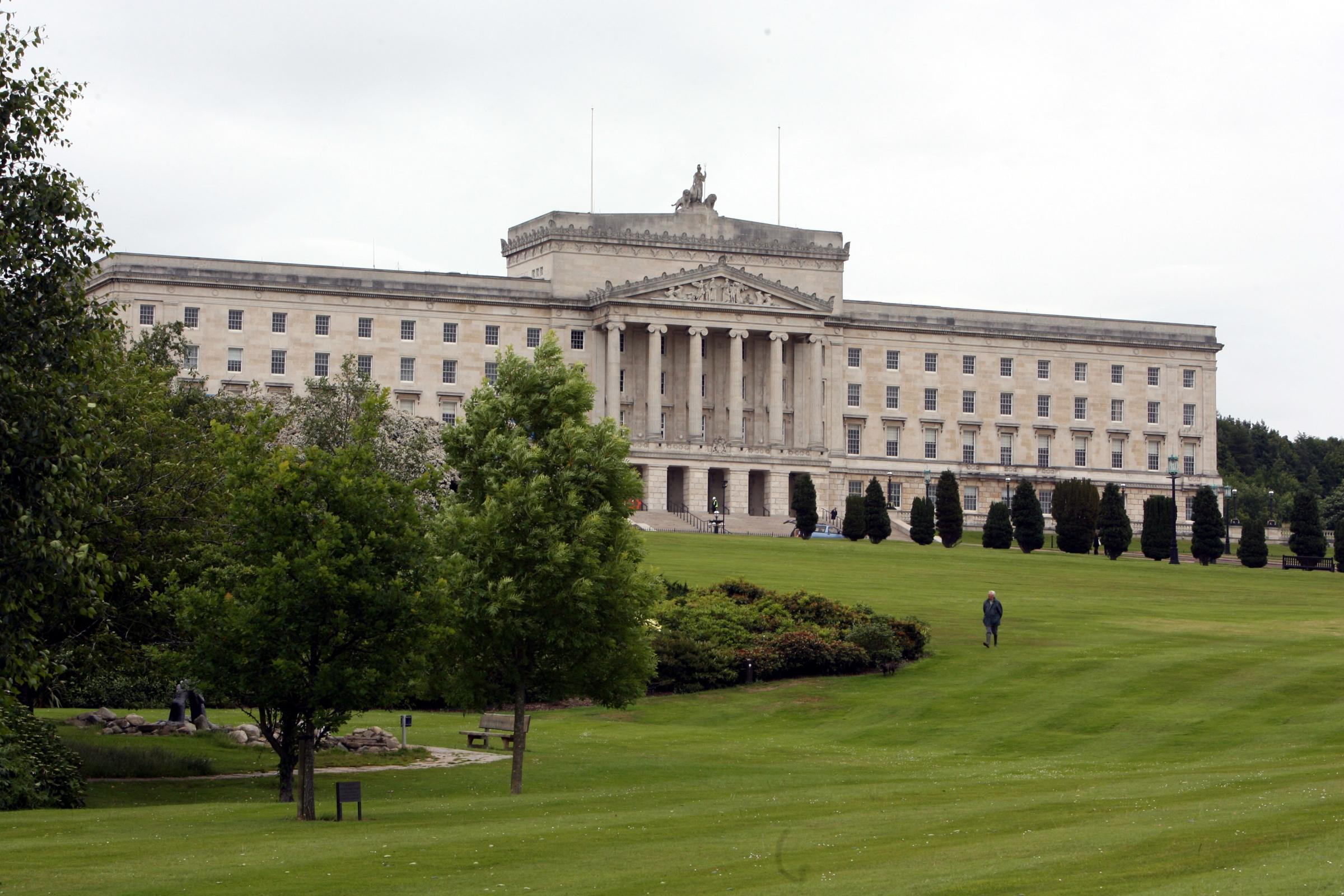 Stormont was suspended in January 2017