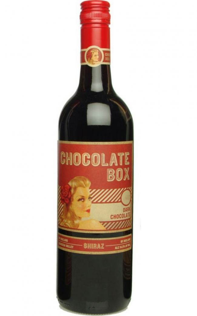 CHOCOLATE BOX CABERNET: Rich cassis flavours and a creamy vanilla finish