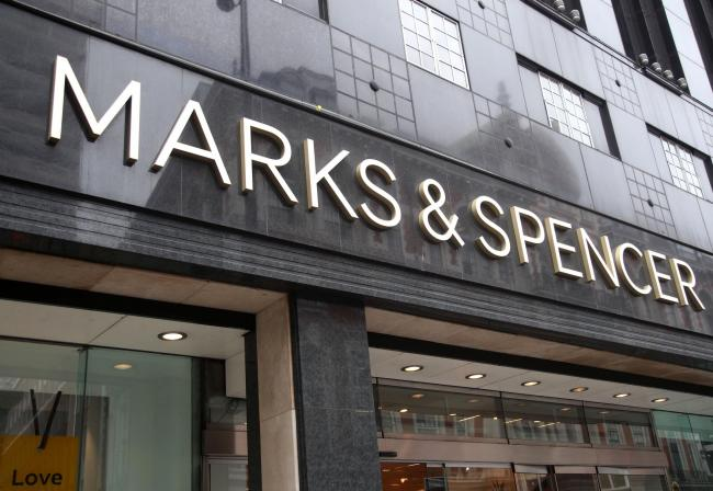 Marks & Spencer to close 110 stores
