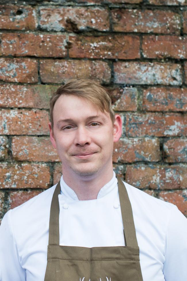Head Chef Kevin Tickle at Forest Side. Photo: Jenny Heyworth.